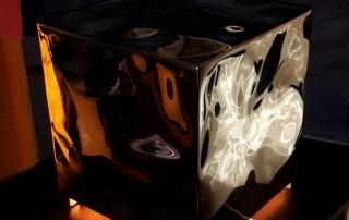 carpenteria metallica cubic 10