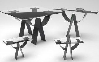 metal design stiva 8