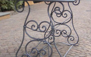 realizzazione prodotti ferro battuto 8