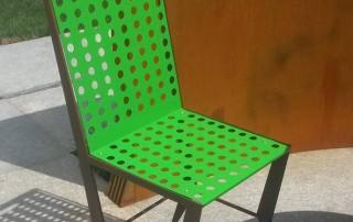 realizzazione sedie ferro 10