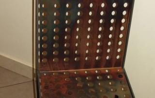 realizzazione sedie ferro 6