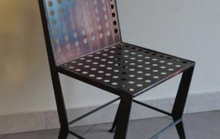realizzazione sedie ferro 7