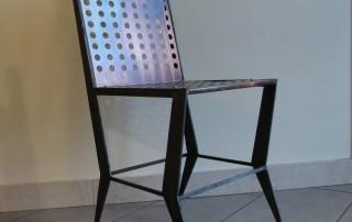 realizzazione sedie ferro 8