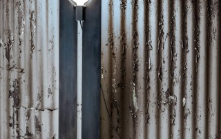 realizzazioni metalliche lampada dina 1