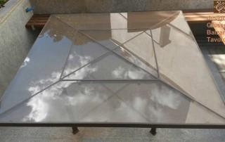 realizzazioni tavoli metallo 2